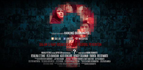 Refleksi Ihwal Beragama Sehari-hari dari film Tanda Tanya (?)