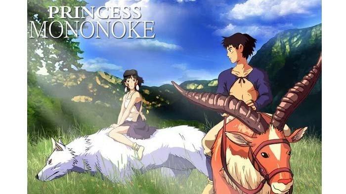 """Belajar Ekologi sampai Ekofeminisme Lewat Film Animasi Ghibli """"Princess Mononoke"""""""